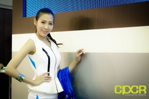 computex 2015 ultimate booth babe gallery custom pc review 14
