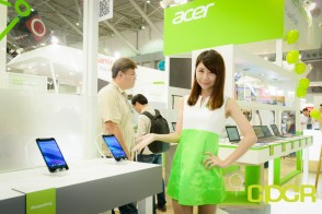 computex 2015 ultimate booth babe gallery custom pc review 16