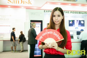 computex 2015 ultimate booth babe gallery custom pc review 18