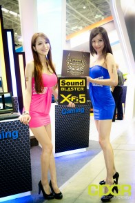 computex 2015 ultimate booth babe gallery custom pc review 19