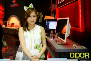 computex 2015 ultimate booth babe gallery custom pc review 24