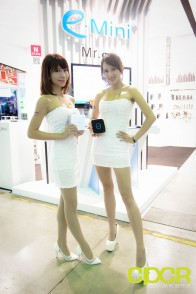 computex 2015 ultimate booth babe gallery custom pc review 3