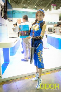 computex 2015 ultimate booth babe gallery custom pc review 31
