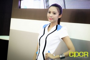 computex 2015 ultimate booth babe gallery custom pc review 32
