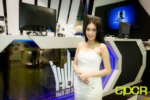 computex 2015 ultimate booth babe gallery custom pc review 35