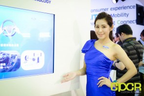 computex 2015 ultimate booth babe gallery custom pc review 36