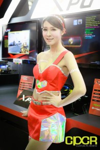 computex 2015 ultimate booth babe gallery custom pc review 41