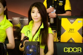 computex 2015 ultimate booth babe gallery custom pc review 44