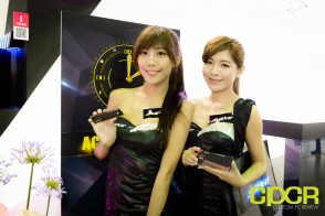 computex 2015 ultimate booth babe gallery custom pc review 45