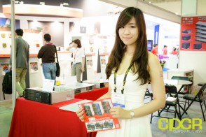 computex 2015 ultimate booth babe gallery custom pc review 48