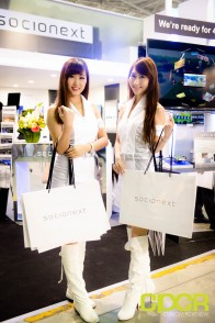 computex 2015 ultimate booth babe gallery custom pc review 5