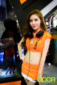 computex 2015 ultimate booth babe gallery custom pc review 50