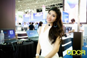 computex 2015 ultimate booth babe gallery custom pc review 56