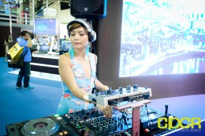 computex 2015 ultimate booth babe gallery custom pc review 57