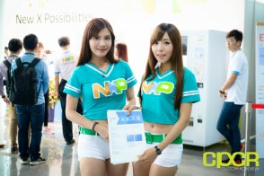 computex 2015 ultimate booth babe gallery custom pc review 58