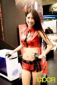 computex 2015 ultimate booth babe gallery custom pc review 63