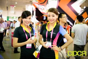computex 2015 ultimate booth babe gallery custom pc review 67