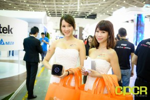 computex 2015 ultimate booth babe gallery custom pc review 8