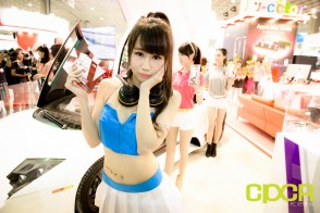 computex 2015 ultimate booth babe gallery custom pc review 82