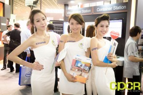 computex 2015 ultimate booth babe gallery custom pc review 85