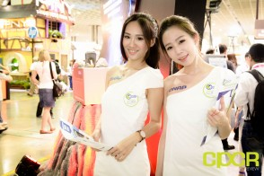 computex 2015 ultimate booth babe gallery custom pc review 86