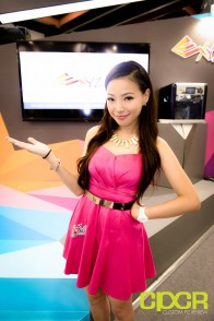 computex 2015 ultimate booth babe gallery custom pc review 88
