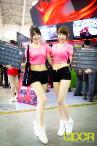 computex 2015 ultimate booth babe gallery custom pc review 9