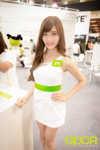 computex 2015 ultimate booth babe gallery custom pc review 91