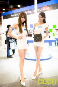 computex 2015 ultimate booth babe gallery custom pc review 93