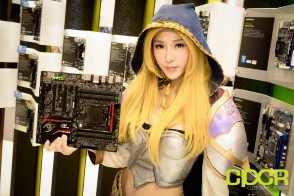 computex 2015 ultimate booth babe gallery custom pc review 97