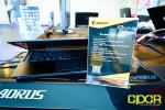 gigabyte aorus x3 x5 x7 gaming laptop computex 2015 custom pc review 6