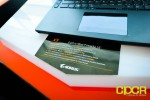 gigabyte aorus x3 x5 x7 gaming laptop computex 2015 custom pc review 8