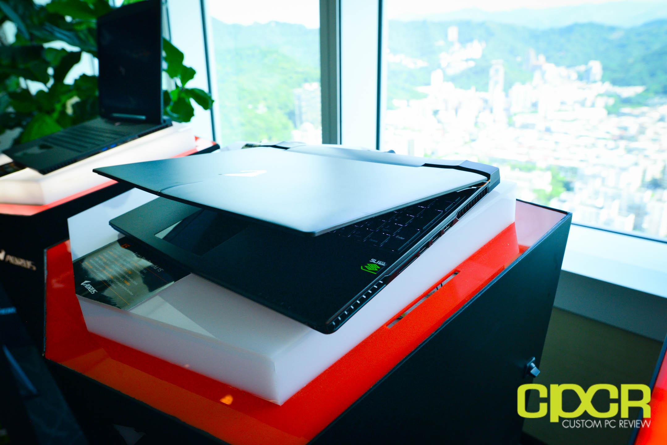 Computex 2015: Gigabyte Unveils Aorus X5 Gaming Laptop