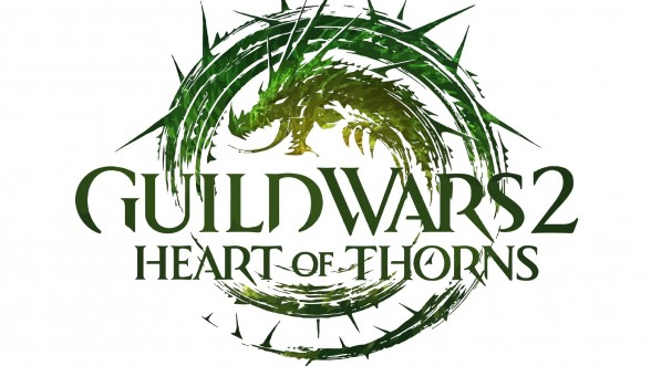 Guild Wars 2 Heart of Thorns Logo