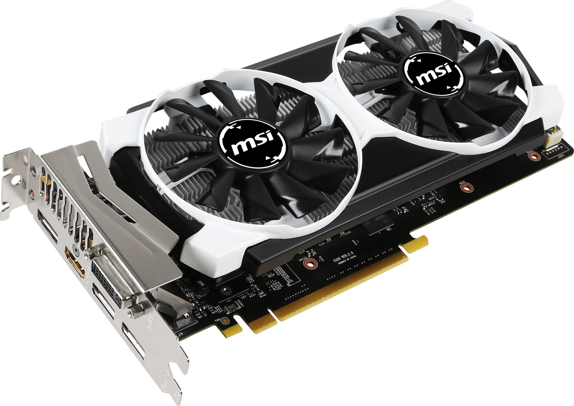Msi Announces Three Gtx950 Variant Graphics Cards Custom Pc Review