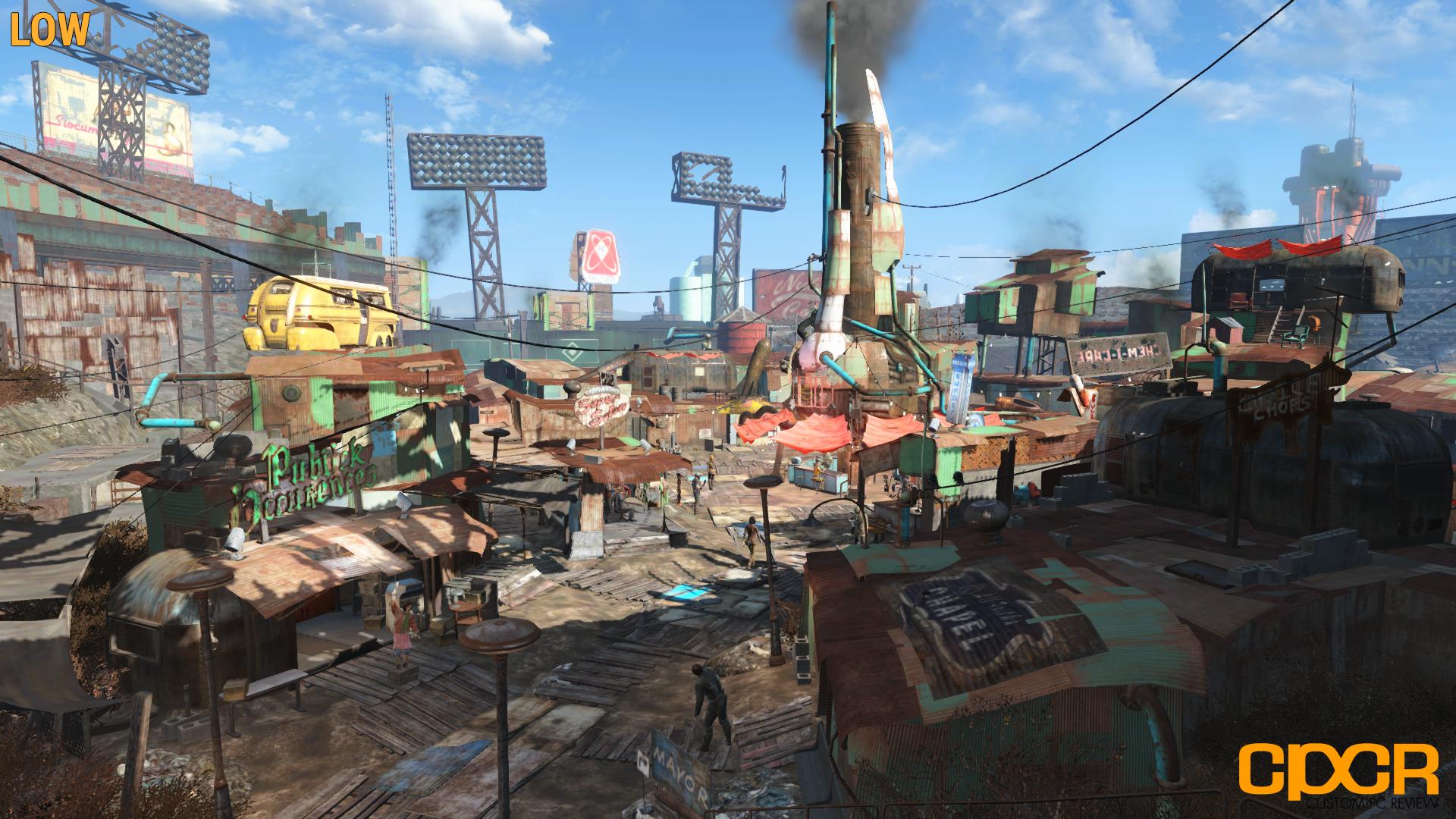 Fallout 4 Diamond City