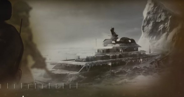 Rainbow Six Siege DLC Yacht
