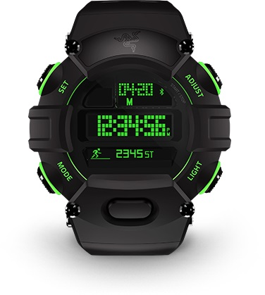 CES 2016: Razer Announces Nabu Watch and Stargazer Webcam ...