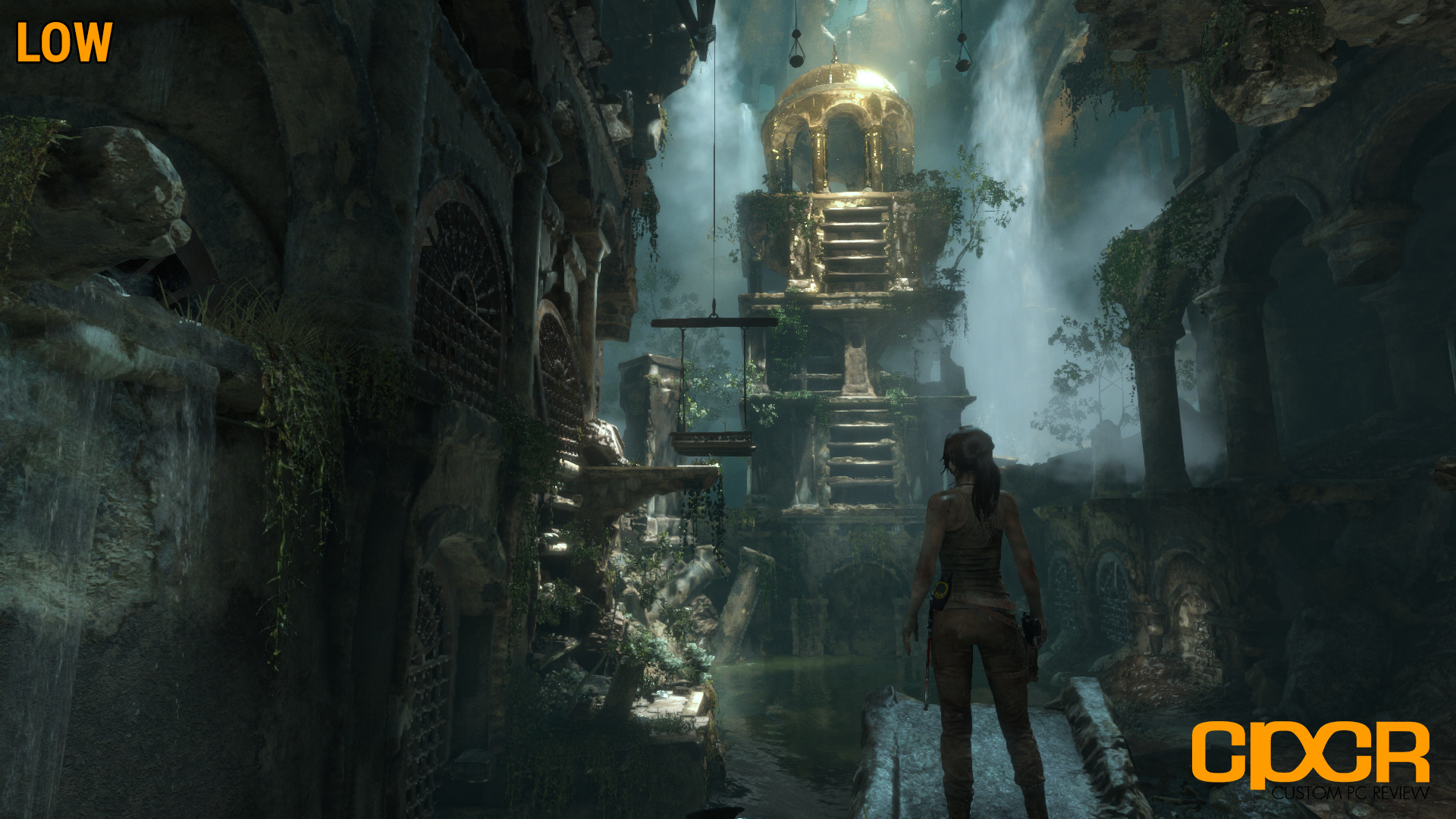 Rise of The Tomb Raider PC Performance and Graphics Analysis