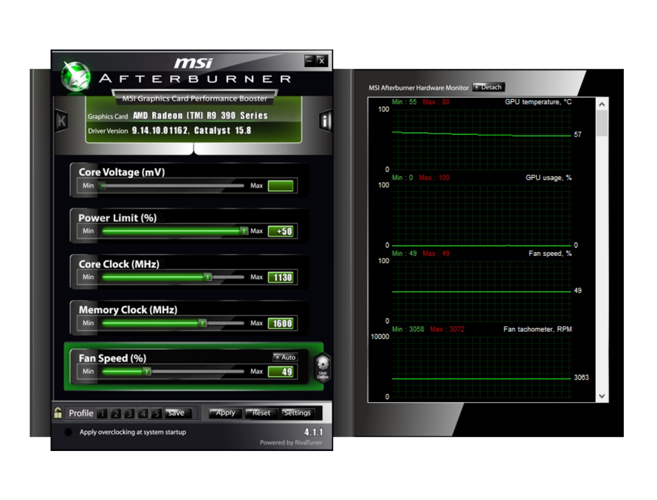 Review: XFX Radeon R9 390 8GB - Bringing Reference Style Back