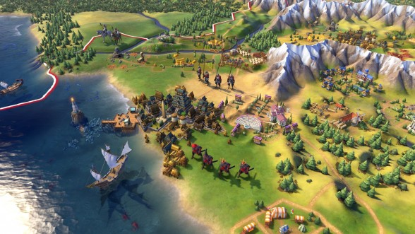 CivilizationVI screenshot announce3