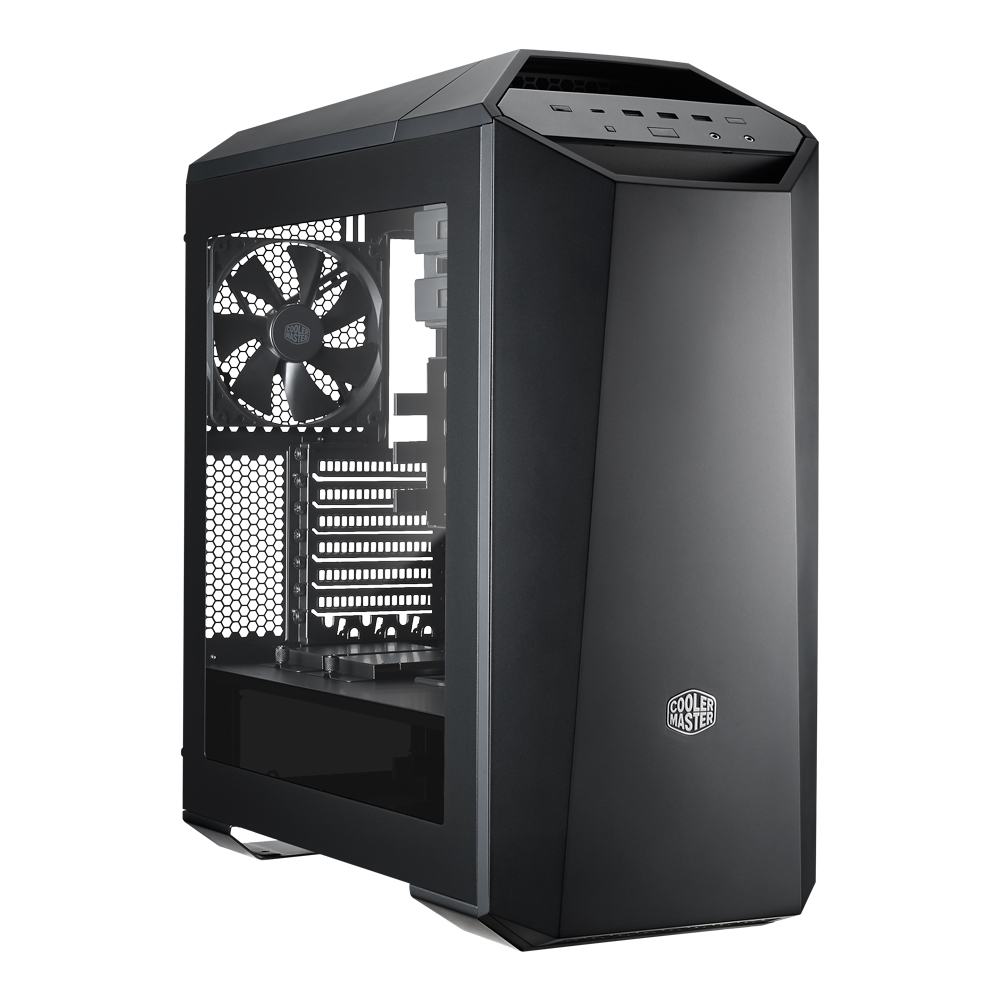 Cooler Master Launches Updated MasterCase Maker 5