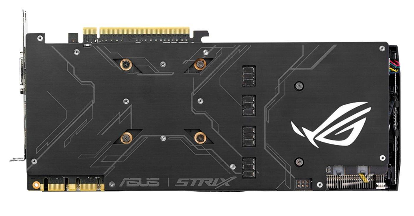Asus Announces Rog Strix Geforce Gtx 1070 Custom Pc Review