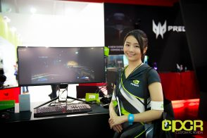 computex 2016 booth babes custom pc review 1