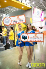computex 2016 booth babes custom pc review 10