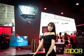 computex 2016 booth babes custom pc review 20