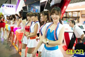 computex 2016 booth babes custom pc review 38