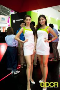 computex 2016 booth babes custom pc review 48