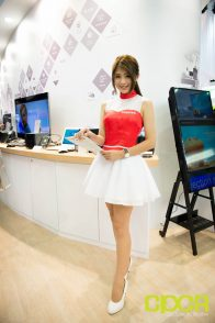 computex 2016 booth babes custom pc review 67