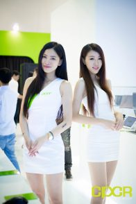 computex 2016 booth babes custom pc review 7